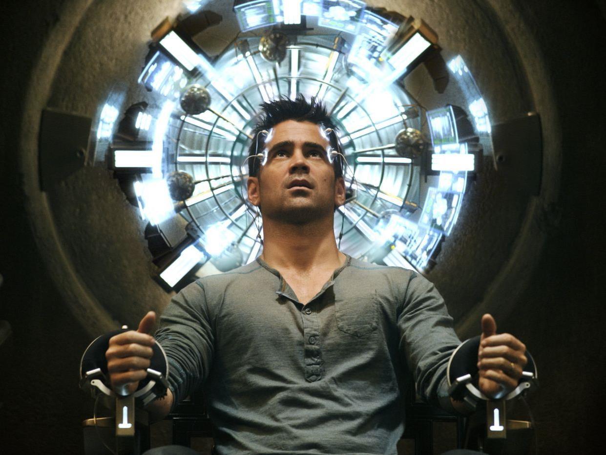 """Colin Farrell spielt die Hauptrolle im Aktionthriller """"Total Recall"""". Wir verlosen 50x2 Tickets."""
