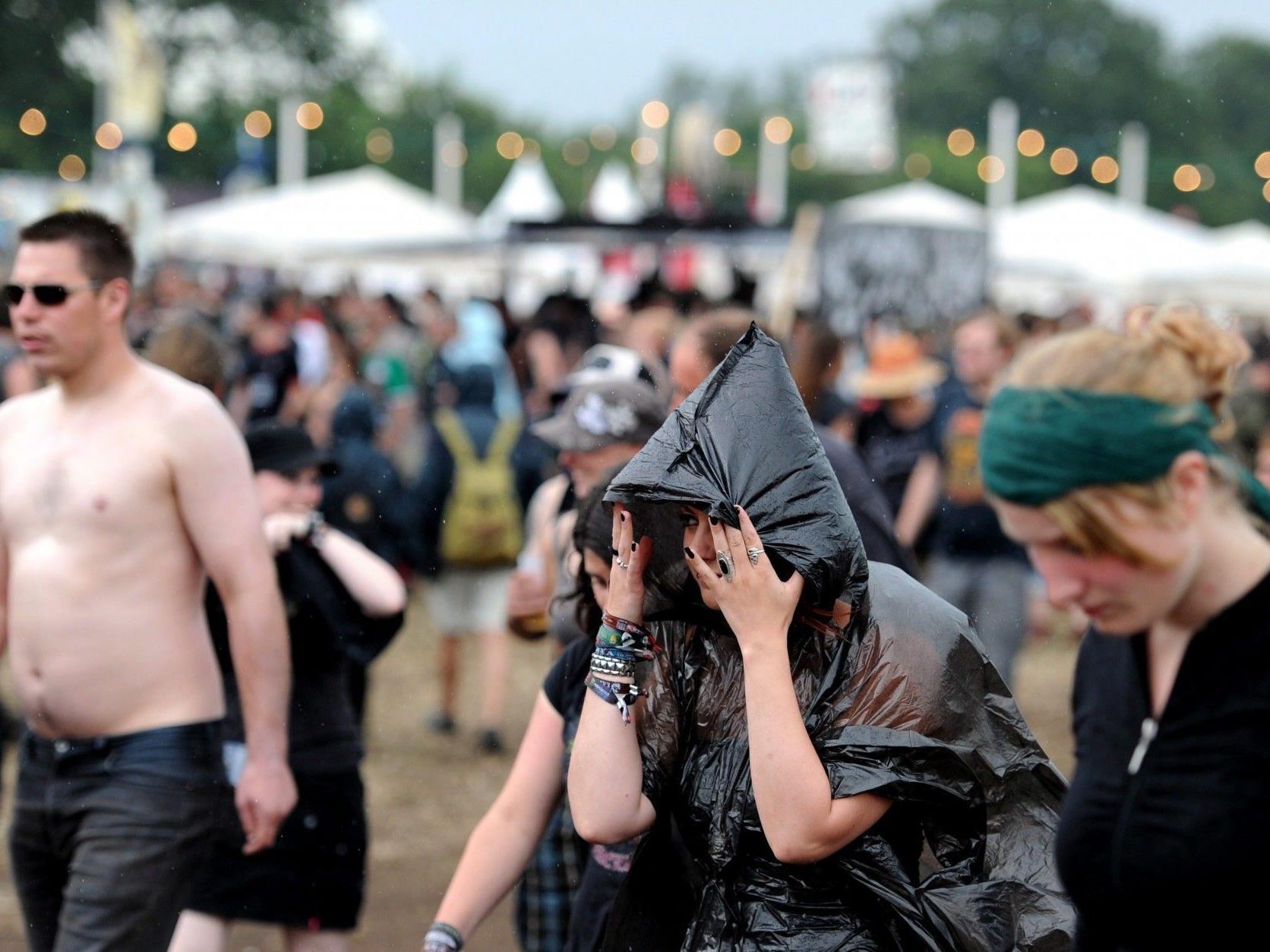 Wacken: Heavy-Metal-Festival lockte 75.000 zahlende Besucher