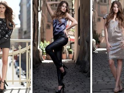 Verspielte Eleganz und liebevolle Details sind Markenzeichen des Labels.