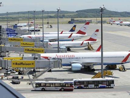 Eine AUA-Maschine musste auf dem Weg nach Eriwan wieder nach Wien zurückkehren.