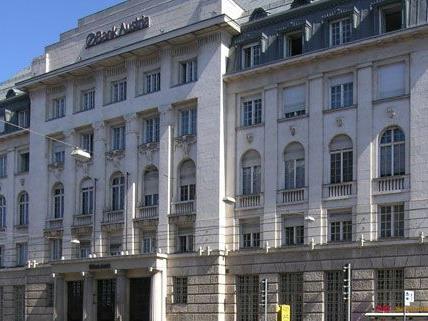 Eines der repräsentativsten Bankgebäude Wiens wird umgebaut, das Bundesdenkmalamt wurde nicht hinzugezogen.