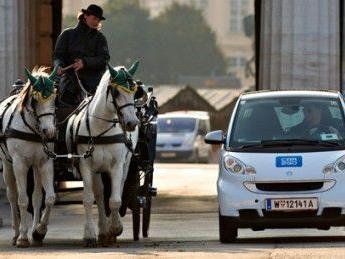 Carsharing: Ab Samstag auch Standplätze im öffentlichen Raum