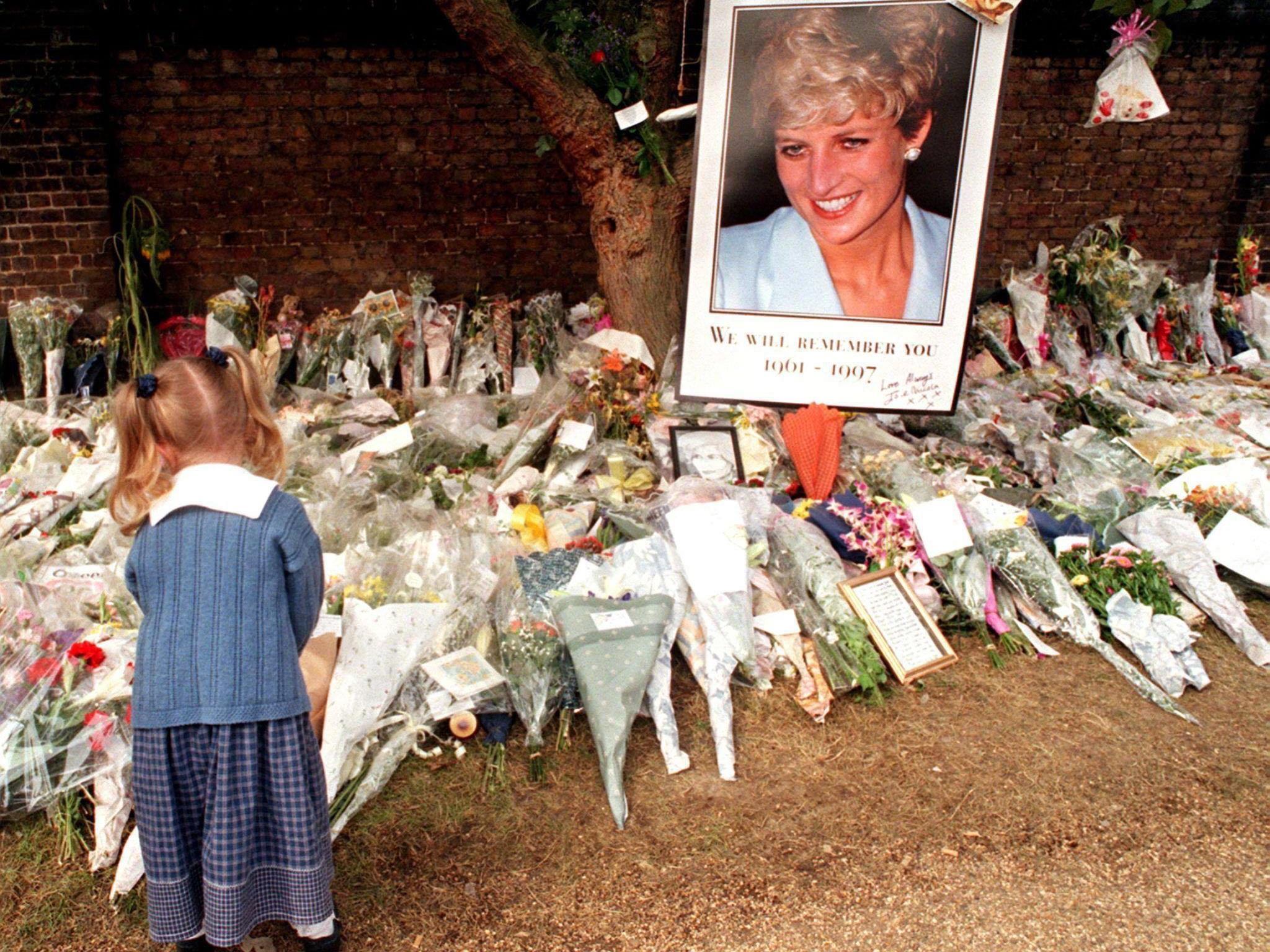 Tod von Prinzessin Diana bestürzte die Welt.