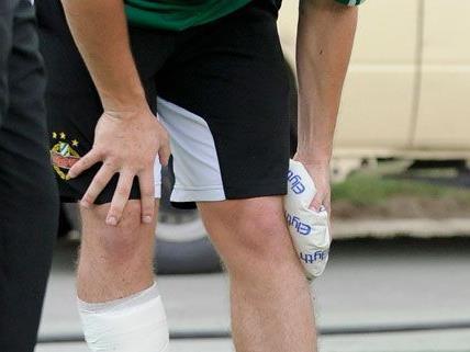 Drazan's Verletzung ist doch schwerer als gedacht