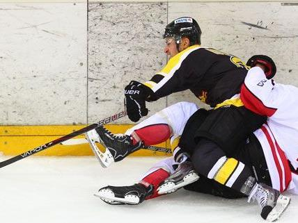 Die Vienna Capitals besiegten Jyväskylän JYP am Sonntag mit einem Endstand von 3:2.