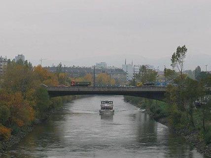 Die Erdberger Brücke ist baufällig, könnte aber unter Denkmalschutz gestellt werden.