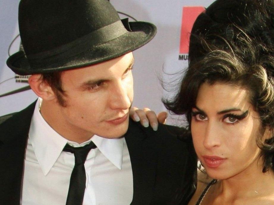 Amy Winehouse und Blake Fielder Civil waren verheiratet.