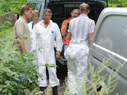 Erich Rebasso wurde erwürgt oder erdrosselt, heißt es nach der Obduktion von der Polizei.
