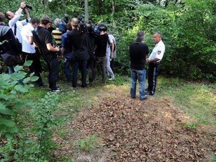 Ein Jäger fand die Leiche, bei der es sich um den entführten Anwalt Erich Rebasso handeln soll.