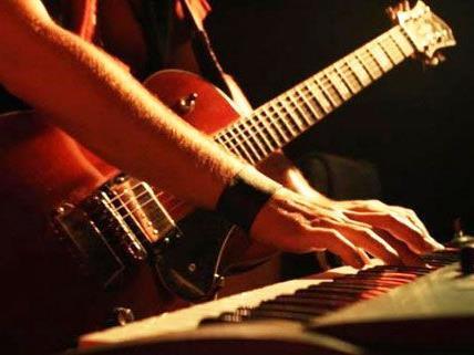 Gitarre, Keyboard oder klassisch: Wien hat viel Auswahl bei Instrumenten.