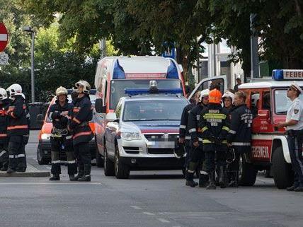 Ein Selbstmordversuch in Wien-Leopoldstadt am Mittwoch konnte von der Polizei vereitelt werden.
