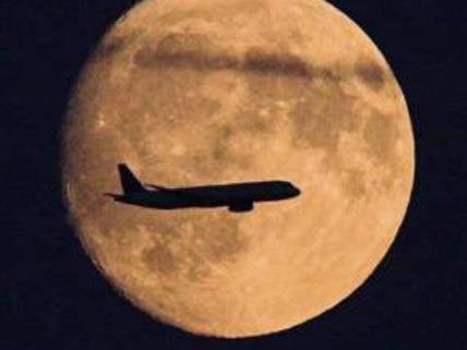 Bei Gewitter kann das Nachtflugverbot über Wien-Liesing nicht immer eingehalten werden.