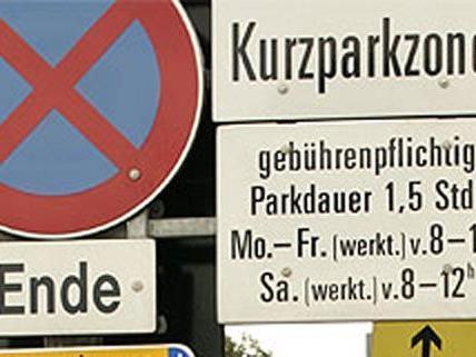 Die Ausweitung des Parkpickerls in Wien kommt mit 1. Oktober.