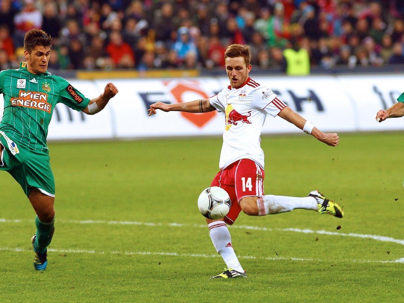 Wir berichten live vom Spiel Red Bull Salzburg gegen SK Rapid Wien in unserem Ticker.