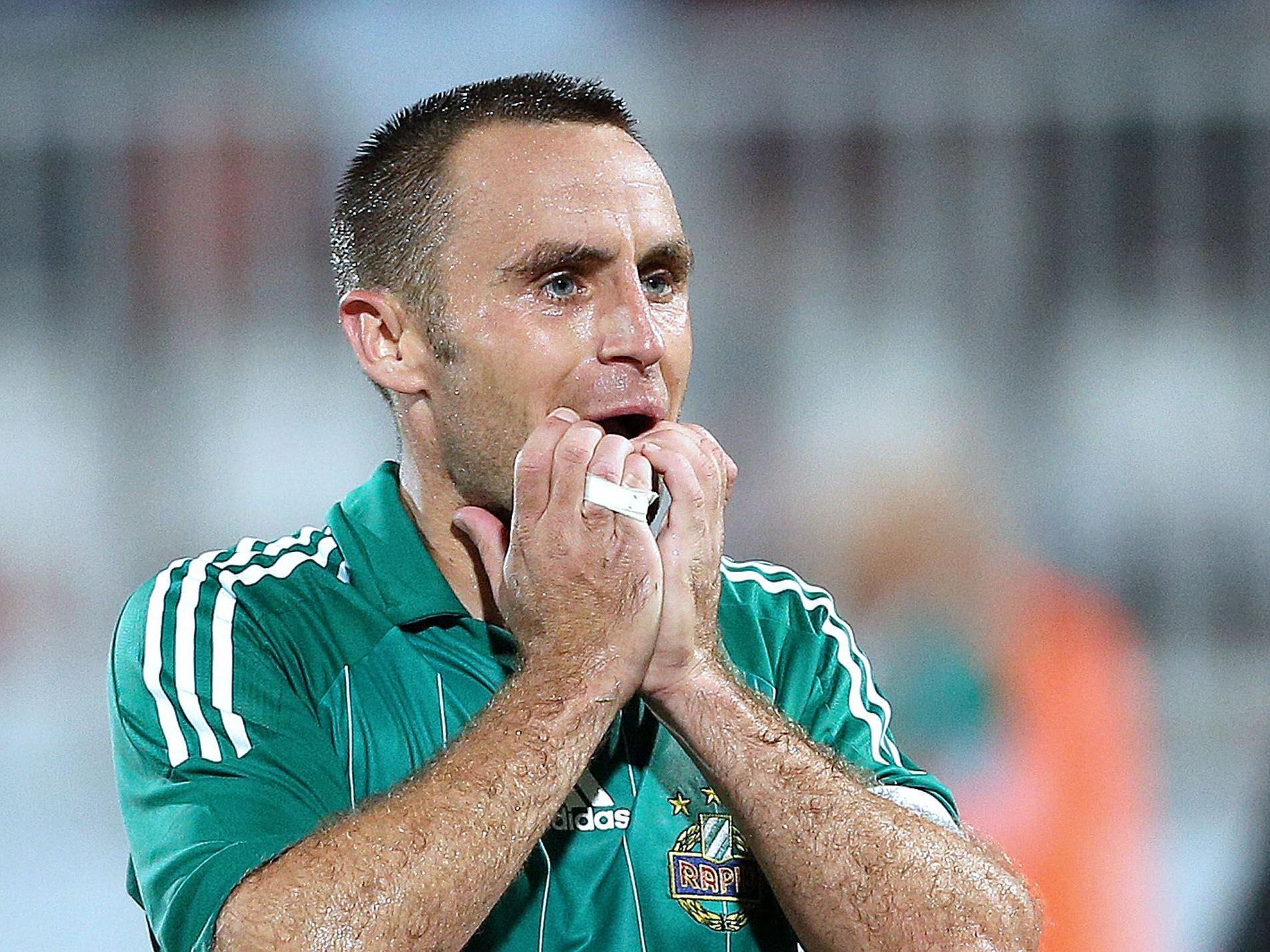 Steffen Hofmann vergab den Elfmeter gegen Vojvodina Novi Sad in der EL-Quali.