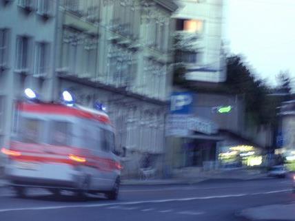 Pensionistin wurde in Wien-Favoriten von Lkw gerädert
