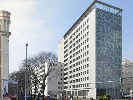 2.500 Studenten soll der neue Standort der Uni Wien beherbergen.