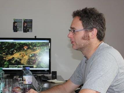 Jan Wagner erzählt im Interview vom unglaublichen Erfolg der Kickstarter-Kampagne von Shadowrun.