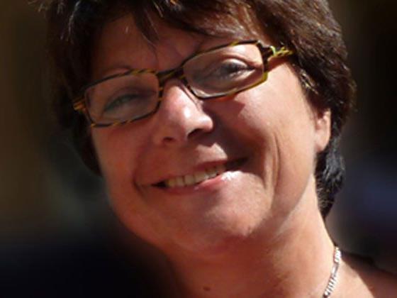 Sonia Feiger kandidiert für die Wahl im November.