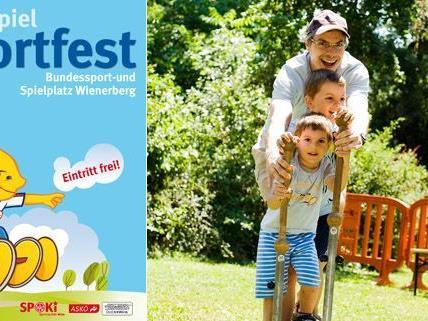 Am 25. August steigt das große Sportfest am Wienerberg.