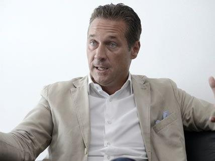 Heinz-Christian Strache wird wegen seiner Facebook-Kontakte kritisiert.