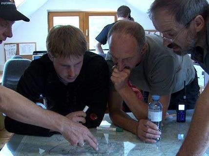 Seit Donnerstagfrüh wird am Schneeberg nach dem vermissten Wanderer gesucht.