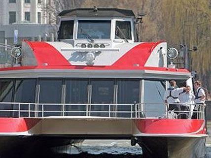 Acht Personen wurden bei dem Unfall mit dem Twin City Liner am Donnerstag verletzt.