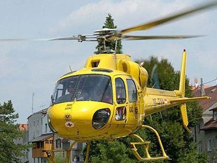 Unfall auf der A1 am Donnerstag zu Mittag.