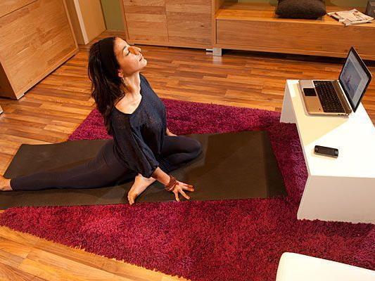 Yoga für zuhause mit YogaMeHome.org - VIENNA.AT hat es getestet