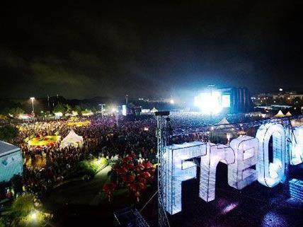 Festivalpässe für das Frequency gewinnen