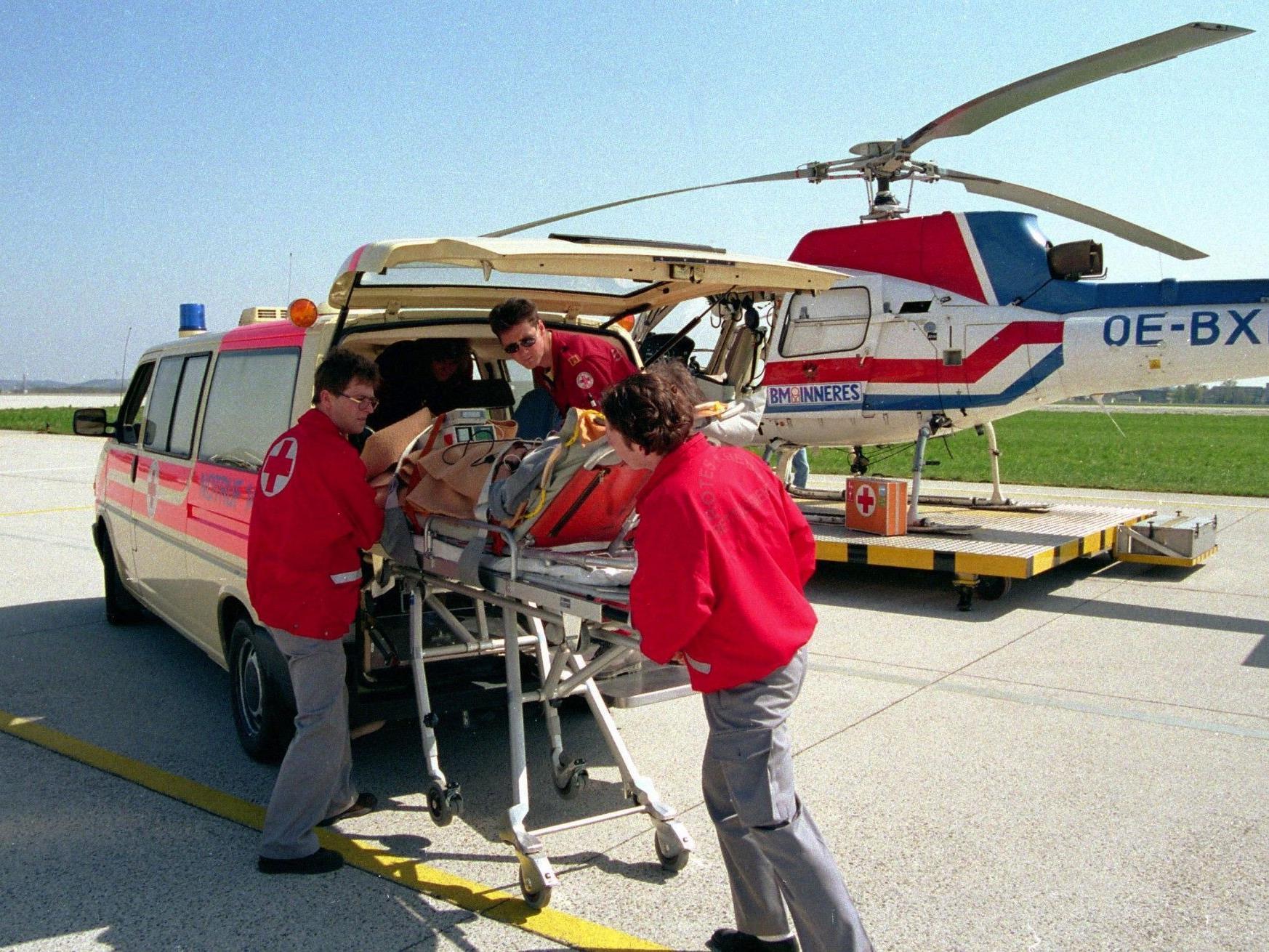 Zivildienstleister für viele Rettungsorganisationen nicht mehr wegzudenken.