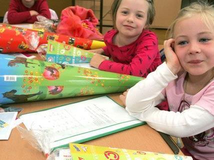 Alle Kinder in Wien gehen zur Schule - vom ersten Schultag an