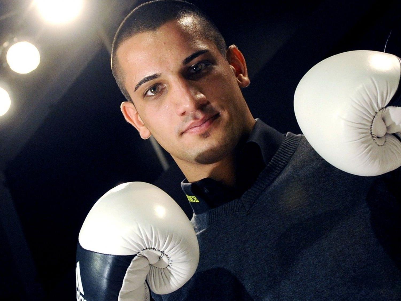 Boxer Marcos Nader blieb auch im 16. profikampf ungeschlagen.