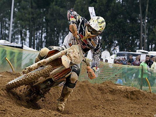 Antonio Cairoli holte Titel in der MX1-Kategorie