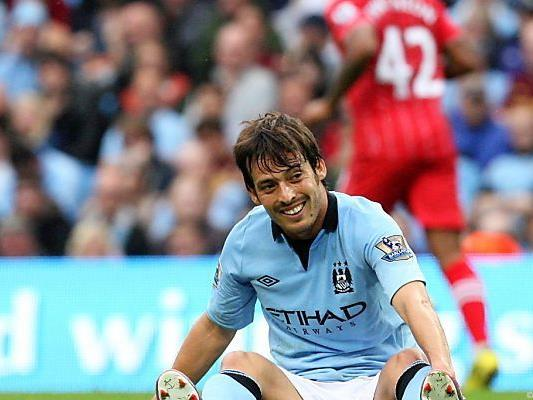 David Silva bleibt Manchester länger erhalten
