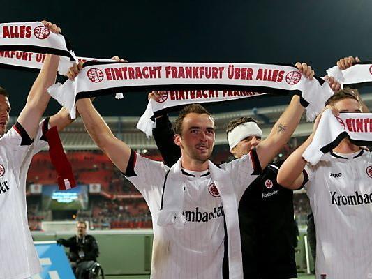 Frankfurt will auch gegen Dortmund drei Punkte