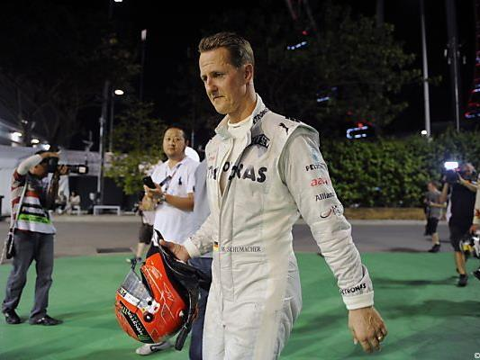Schumacher will im Oktober Entscheidung treffen