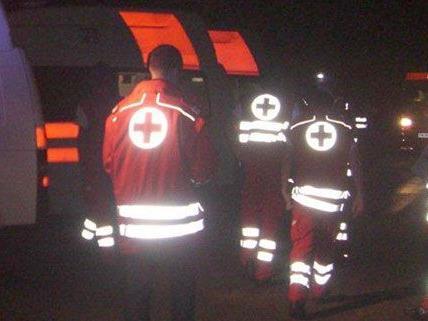 Am Währinger Gürtel wurden bei einem nächtlichen Unfall mehrere Personen verletzt