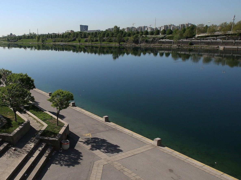 Am Montag wurde die Leiche eines Polen nach einem Unfall aus der Wiener Donau geborgen.