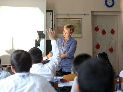 Viele Lehrer sind in Wien derzeit ohne Job