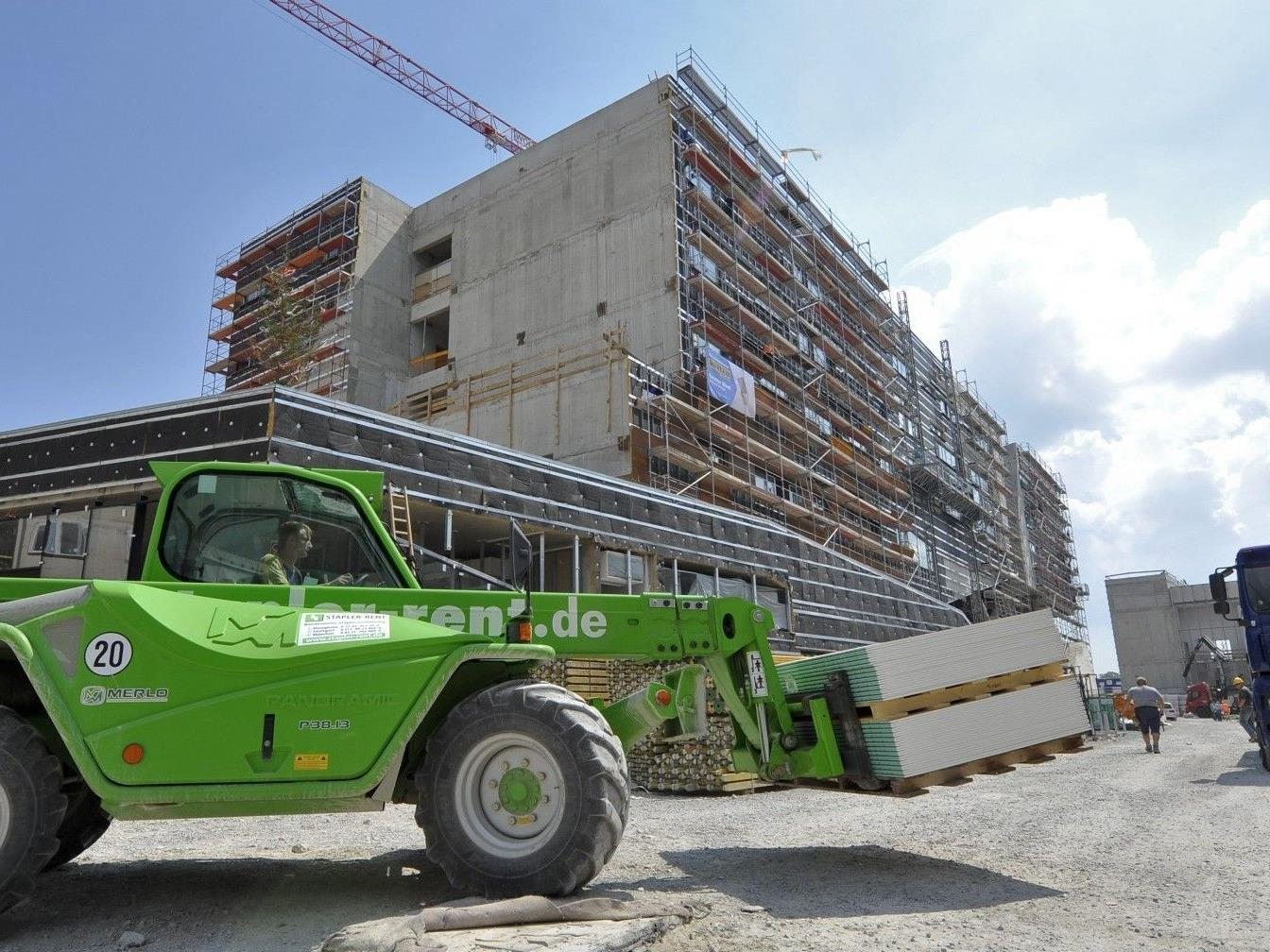 Die neue WU in Wien-Leopoldstadt soll im Herbst 2013 in den Vollbetrieb starten.