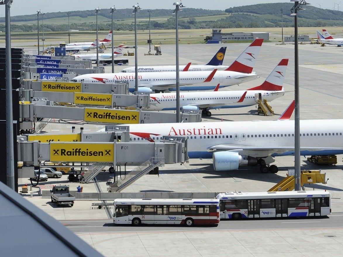 Die AUA erhöht ihre Ticketpreise um 20 bis 60 Euro.