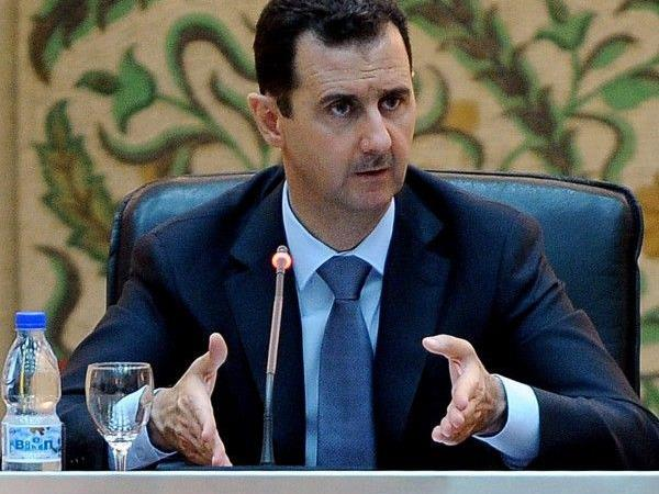 """Tot oder lebendig"": Kopfgeld für Assad."