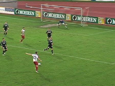Der FC Dornbirn erzielte späte Treffer und siegte