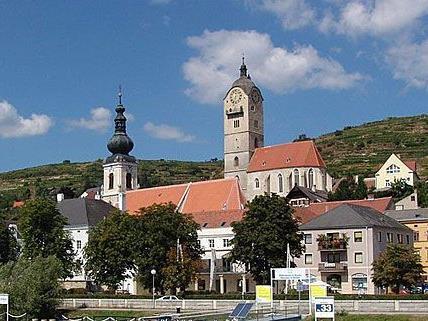 In Krems an der Donau bebte die Erde
