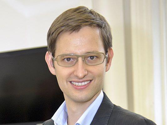 Freude beim Wiener Fahrradbeauftragten Martin Blum