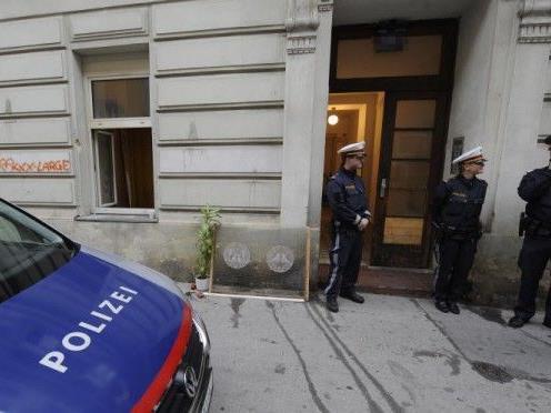 In diesem Haus in Wien-Landstraße geschah die Bluttat