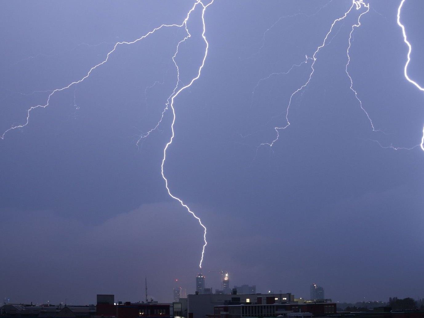 Vom 2. bis 7. September tagen Blitzschutzexperten in Wien.