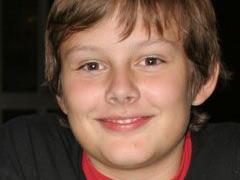 Oskar Charlesworth, 12 Jahre, HSEBC