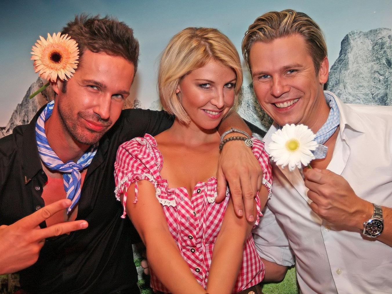 Adi Weiss & Michael Lameraner feierten die Style Up Your Life!-trachten-Show in der Bettelalm.